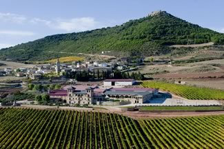 Welcome to Bodegas Castillo de Monjardin